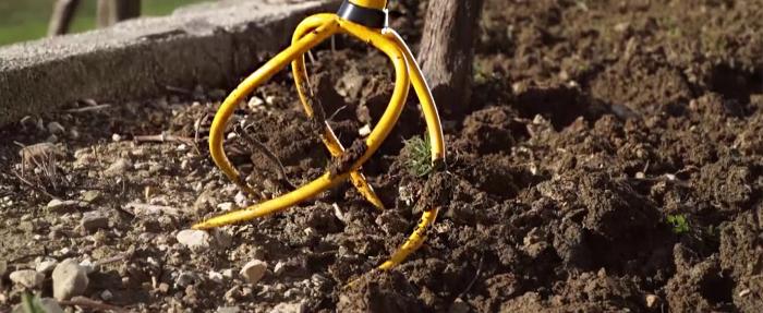 култиватор за градината Tornadica ръчен инструмент