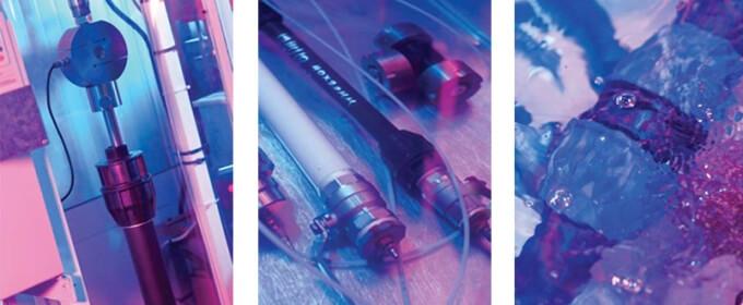 тестове за качество на полиетиленови компресионни фитинги Elysee