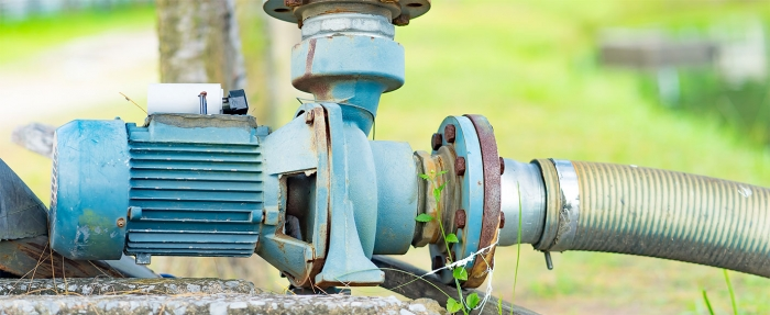 електрическа водна помпа за поливане в градината или на полето, разнообразни модели с високо качество на ниска цена