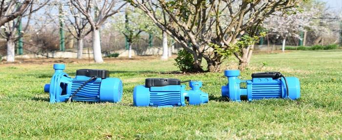 Електрически водни помпи GMAX