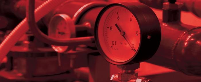 манометър от раздел отопление хидростаб
