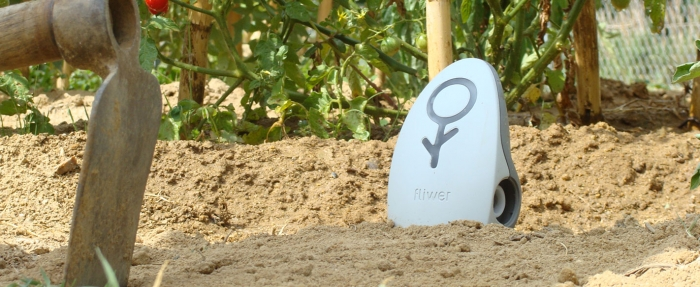 fliwer sensor забит в земята