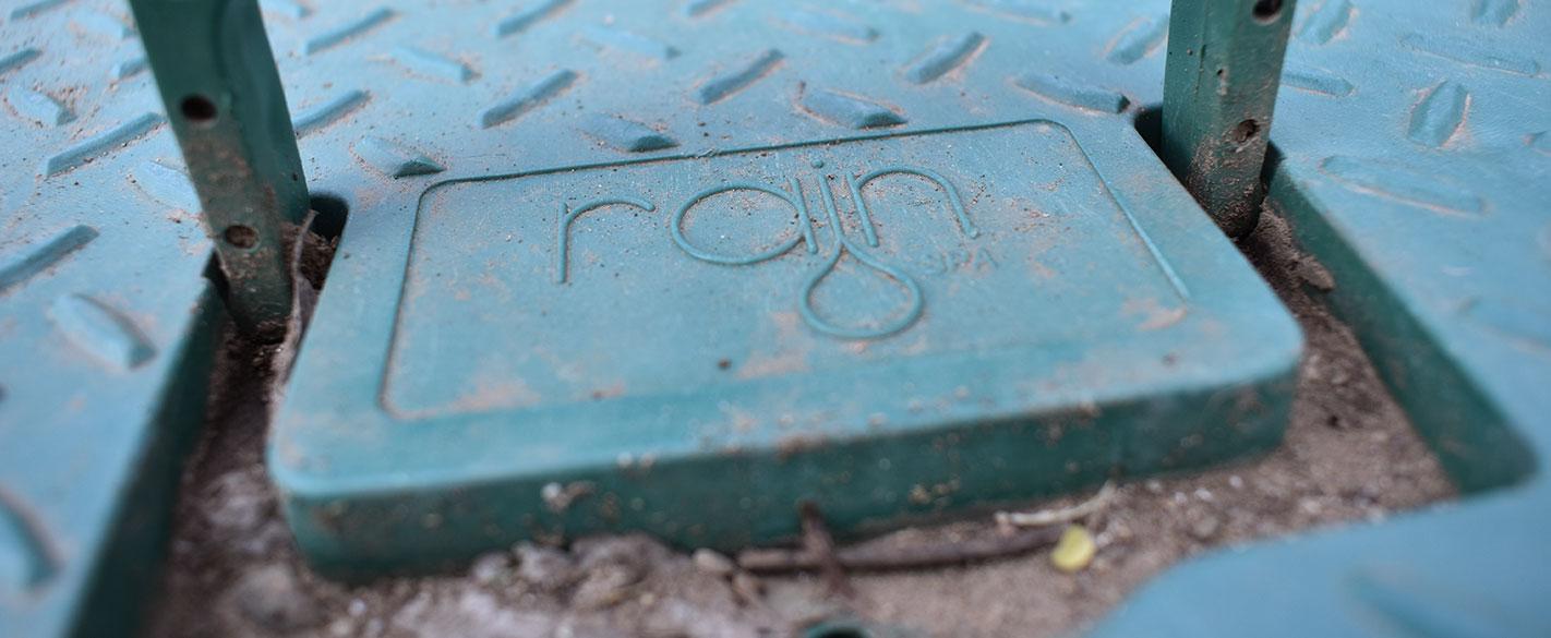 Шахта за програматори на италианската марка Rain