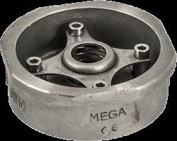 Възвратен пружинен клапан от междуфланцов тип