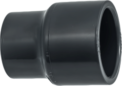 PVC Муфа - намалител