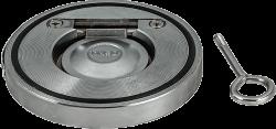 Възвратна клапа свободен диск PN16 от въглеродна стомана