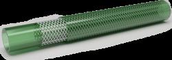 PVC градински маркуч с оплетка 300N