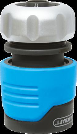 Бърза връзка Aquacraft Soft-Touch с метално покритие