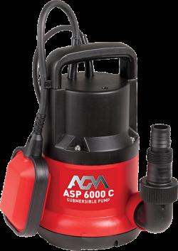 Потопяема помпа за мръсна вода АSP 8000