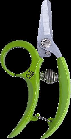 Градинска ножица за бране с пръстен Nice 704