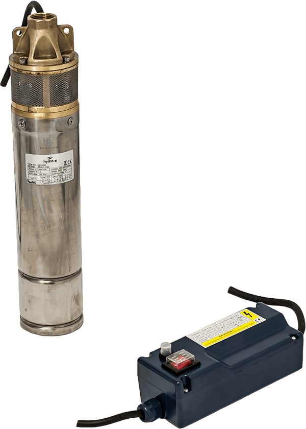 Сондажна водна помпа Gmax 4SKM