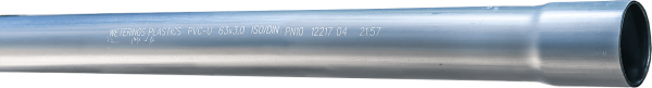 PVC Тръба за високо налягане