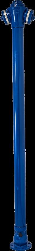 Пожарен хидрант надземен с пета
