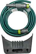 Маркуч Hydro-Fit с поставка за стена и фитинги