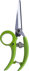 Градинска ножица за бране с пръстен Nice 703