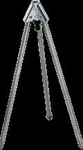 Триножник за разпръсквач за напояване
