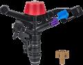 Пластмасов разпръсквач за напояване с външна резба