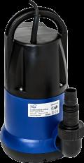 Потопяема дренажна помпа за чиста вода Gmax