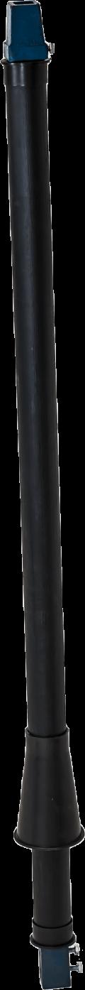 Охранителна гарнитура шиш за шибърен кран чугун