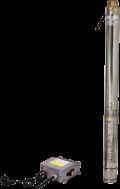 Сондажна водна помпа Gmax 75QJD