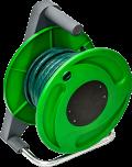 Макара за маркуч Hydro-Fit с принадлежности