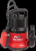 Потопяема помпа за чиста вода АSP 6000